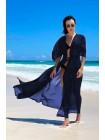 Свободное пляжное платье Винд