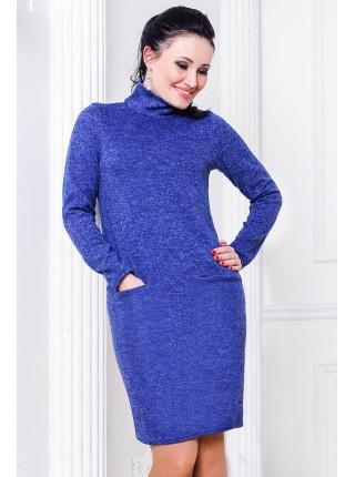 Теплое платье Шопен Ангора