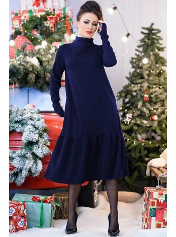 Модное платье - гольф Лиана