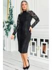 Красивое платье с кружевными вставками Сплит