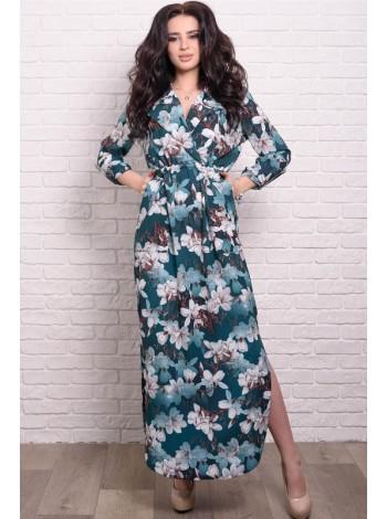 Красивое платье Шимер с принтами