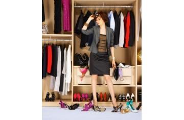 Базовые вещи женского гардероба.